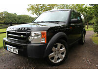 Land Rover Discovery 3 2.7TD V6 2007 GS