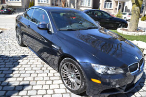 2013 BMW M3 Hard Top Convertible - With Under 50,000KM!!
