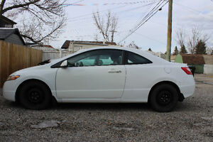 2007 Honda Civic 2 door for sale by owner!!