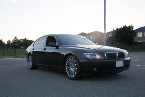 2008 BMW 750LI Executive Package