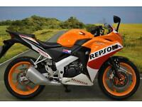 Honda CBR125 R 2015 ** 1698 MILES, CBT LEGAL, ONE OWNER **