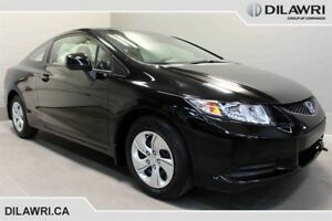 2013 Honda Civic Coupe LX 5MT
