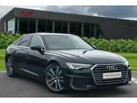 2018 Audi A6 S line 40 TDI 204 PS S tronic Semi Auto Saloon Diesel Automatic