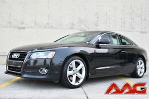 2009 Audi A5 3.2 V6 ONE OWNER NO ACCIDENTS