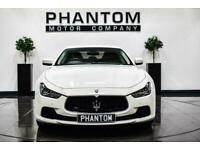 2016 Maserati Ghibli 3.0 V6 4dr Saloon Petrol Automatic