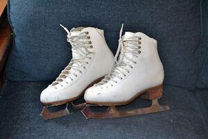 Size 4 1/2-5 1/2 figure skates
