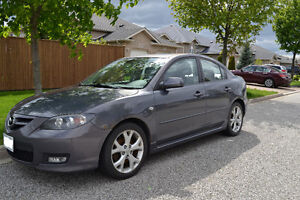 2007 Mazda Mazda3 Sedan PRICE IS NEGOTIABLE