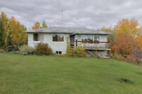 ACREAGE FOR SALE - Bungalow w/5 bedrooms/2 bathrooms/10 acres