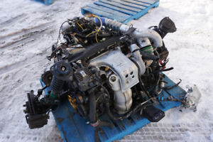Toyota Caldina 3SGTE ST215 Complete Engine,Coilovers, Subframe