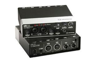 Steinberg UR22 2-Channel USB 2.0 Portable Audio MIDI Interface U Kitchener / Waterloo Kitchener Area image 1