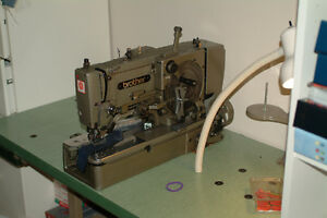 Brother High Speed Buttonhole Sewing Machine