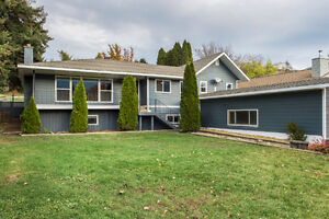 9811 Venables Drive, Vernon. Fantastic renovated home.
