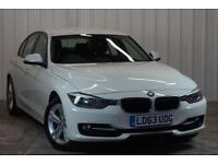 2013 63 BMW 3 SERIES 2.0 318D SPORT 4D 141 BHP DIESEL