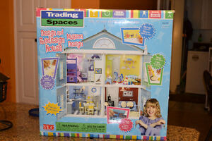 Trading Spaces Design & Redesign House