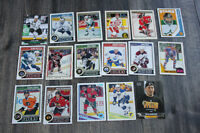 Hockey cards for sale - $8