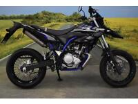Yamaha WR125X 2014**DIGITAL DISPLAY, LOW RUNNING COST, SUPERMOTO**