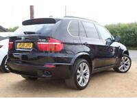 2009 58 BMW X5 3.0 D M SPORT 5D AUTO 232 BHP DIESEL