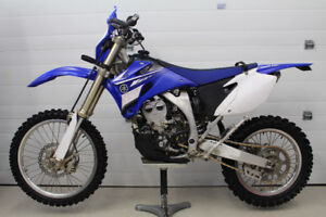 2008 Yamaha WR250F For Sale