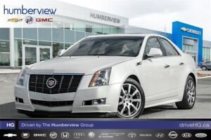 2013 Cadillac CTS PANO ROOF|MEMORY SEAT|HEATED SEATS