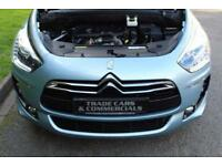 2013 62 CITROEN DS5 1.6 E-HDI DSIGN EGS 5D AUTO 110 BHP DIESEL