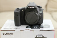 Canon EOS 60D, 2 lenses, Flash and more!