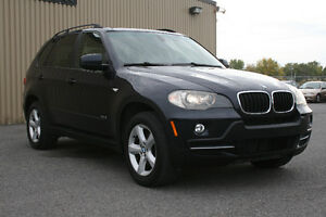 2008 BMW X5 93000KM 7 PASSAGER