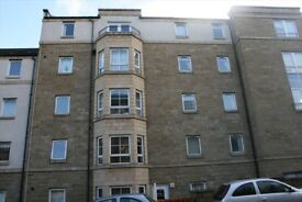 Superb furnished 2 bedroom second floor in modern development at Dicksonfield, off Leith Walk