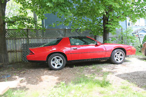 MINT COND 86 T-TOP ALBERTA CAMERO RS. REDUCED PRICE
