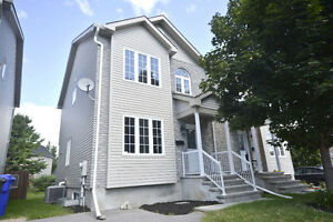 Freehold Semi for rent $1200 per month plus Utilities in Aylmer Gatineau Ottawa / Gatineau Area image 1