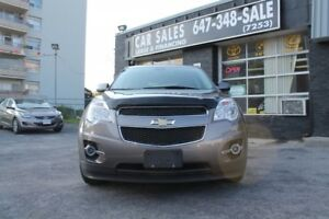 2010 Chevrolet Equinox LT2 LEATHER, BACKUP CAM