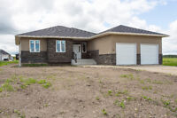 Custom Built Home w/Room to Grow! Minutes from Steinbach