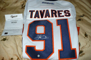 size 40 562c5 4fc64 Signed Jersey John Tavares | Buy New & Used Goods Near You ...