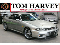 NISSAN SKYLINE GT-R 33 HKS T45s Big Single Turbo GTR SUPRA EVO STI IMPREZA
