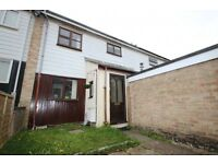 Lovely 3 Bedroom family house, garden, from 1st September, DSS and Pets considered