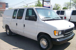 2000 FORD E-150 V6 (514-922-3116)location 250$ +tx