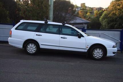 2003 Mitsubishi Magna Wagon Launceston 7250 Launceston Area Preview