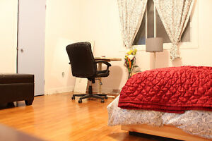 Fully Furnished Room for Rent near Metro Cote Vertu
