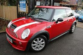Mini Cooper S 1.6 PX TO CLEAR Leather Seats Long MOT Service History