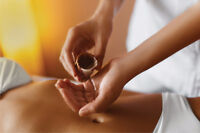 professional full body oil massage in your own place