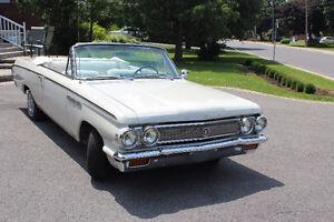 1963 Buick Skylark Convertible Aluminum 8 Cyl / 215 ci / 200HP