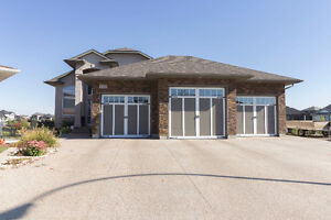 Willowgrove walkout bungalow for sale in Saskatoon