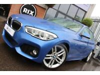 2016 16 BMW 1 SERIES 2.0 118D M SPORT 5D-SATNAV-COMFORT PACK-PARKING SENSORS DIE