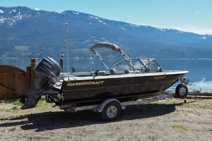 2009 Harbercraft 1925 Discovery/Yamaha 115 EFI - very low hours