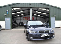 2007 BMW 330 CI 3.0 PETROL MANUAL !!! SE 3 SERIES COUPE E92