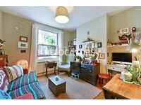 BEAUTIFUL ONE BEDROOM CONVERSION WITH OWN GARDEN MOMENTS FROM THE TUBE STATION