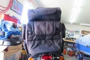 Sacs pour bagages pour moto/travel bags for motorcycle
