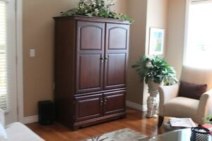Entertainment Armoire - Living Room or Bedroom
