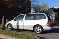 1998 Ford Windstar Fourgonnette, fourgon