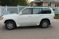 2002 Lexus LX470 Other SUV, Crossover