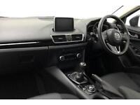 2015 Mazda 3 Mazda Diesel Fastback SE-L Diesel silver Manual